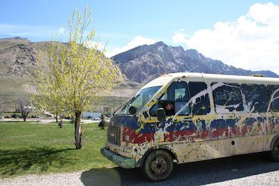 elevado tour blog: Salt Lake City, Monk's House of Jazz - 04/10/07