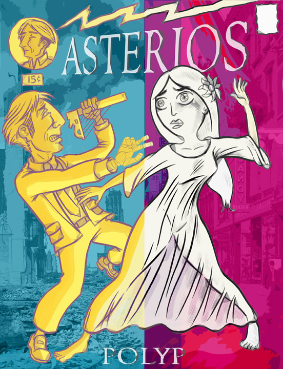 Rejected by Covered: Anthony Vukojevich covers Asterios Polyp