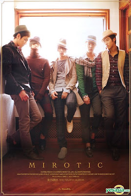 Version C MIROTIC Poster (credits to yesasia for the pic)