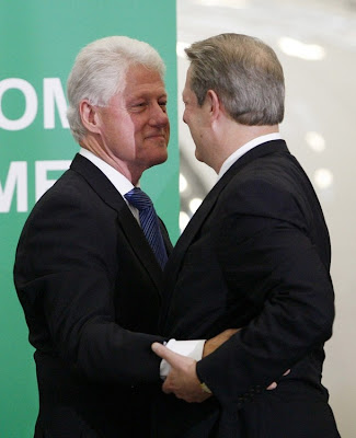 gore and clinton relationship