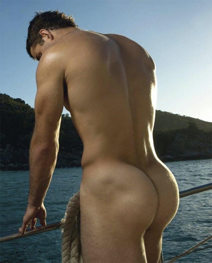 Gold Nude Male Art Erotic Male Abstract Nude Male Art Pop Art