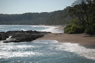 Costa Rica Beaches - The Montezuma Coastline in the Nicoya Peninsula