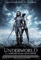 Underworld: La rebelion de los licantropos