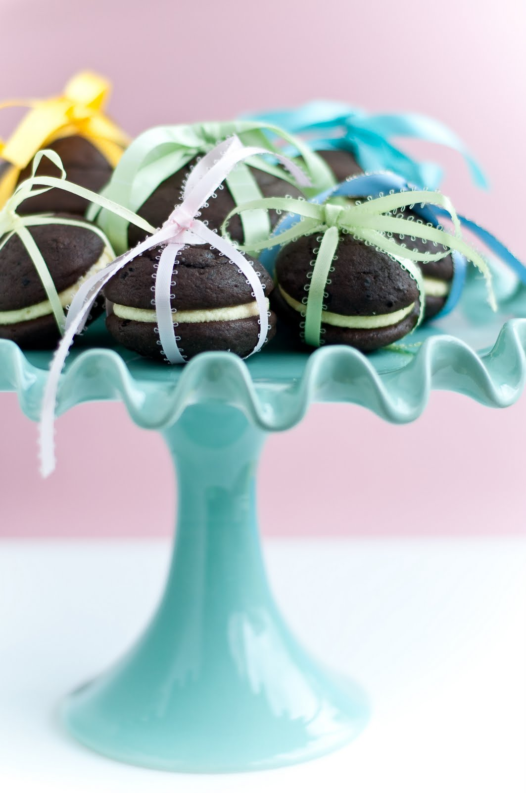 Desserts for Breakfast: Passionate Whoopie Pies, or Musings on