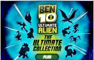 Ben 10 Ultimate Alien Galactic Challenge - Ben 10 Games