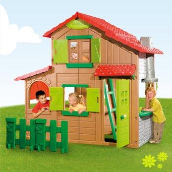 Jardinage maison de jardin pour enfants - Maison d enfant pour jardin ...