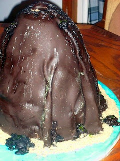 Volcano Cake Tin