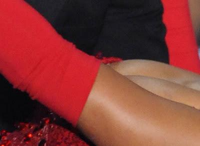 Beyonce Nipples Oscars 83