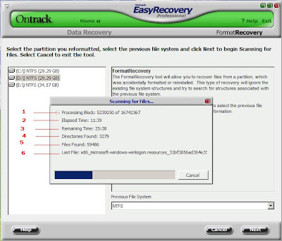 recovery 5
