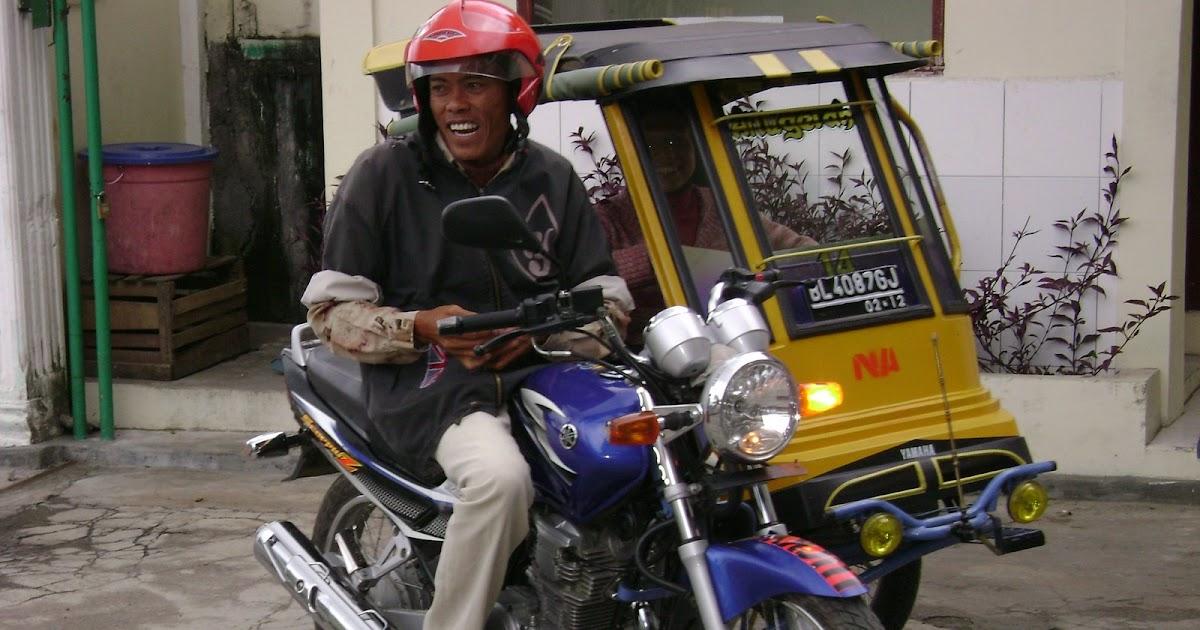 Taufik Jalan-Jalan: Virus Modif Yamaha Scorpio Z