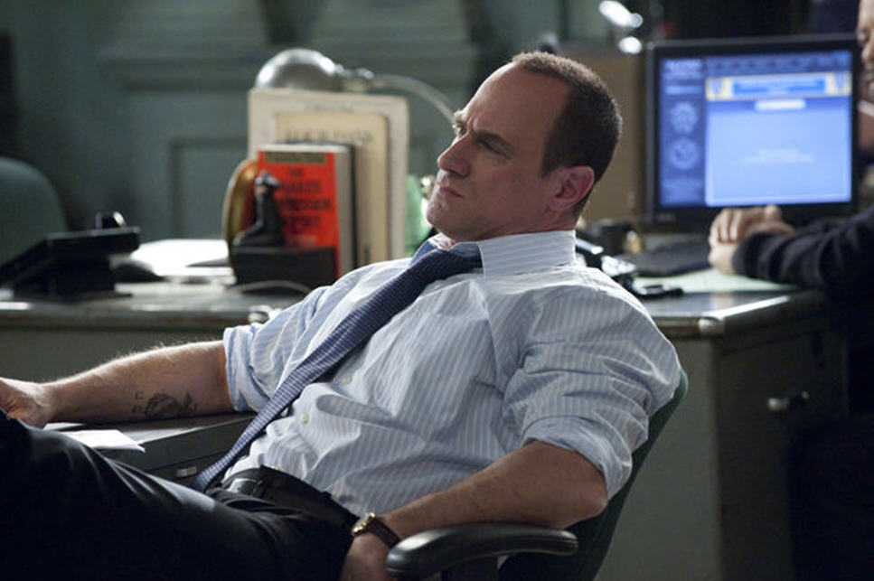 """All Things Law And Order: Law & Order SVU """"Wannabe ... Christopher Meloni Law And Order"""