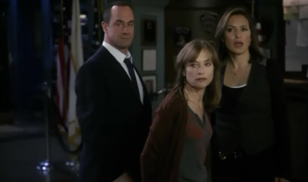 All Things Law And Order Law Order Svu Shattered Recap Review