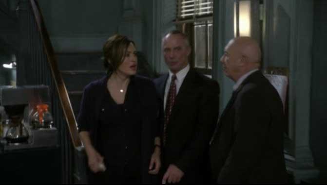 Benson dating iab
