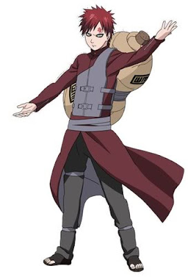 Baguseven 'blog: Akatsuki VS Team Naruto