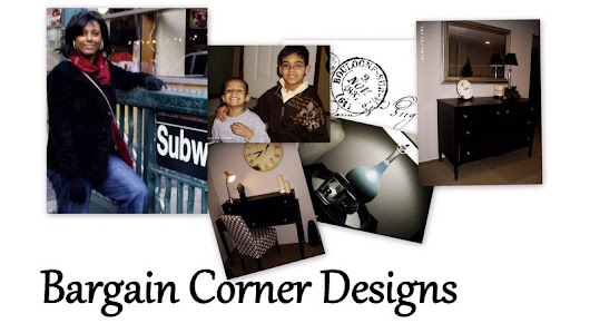 bargain corner designs: My Crazy Life and New Focus! - Life Changing