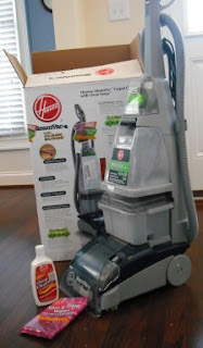 Nature Kidz Review Hoover Steamvac Deluxe