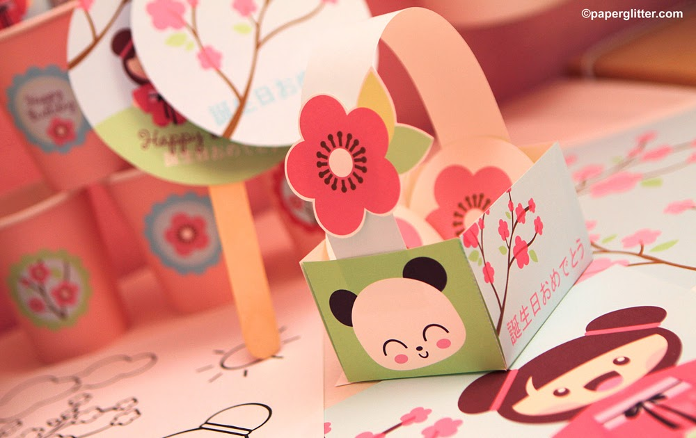 Kawaii Printables Paper Glitter  Cute Printables And Other Cute