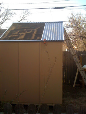 Corrugated Sheet Metal Roofing Canada