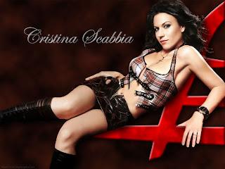 Obligatory gratuitous Cristina Scabbia pic