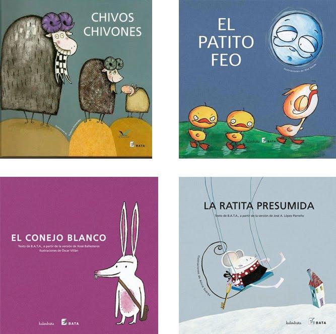 libros para ninos tea