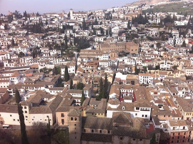Alhambra de Ganada| turistacompulsiva.com