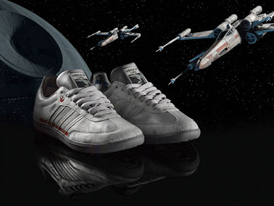 "premium selection 3bb6d 1d547 Anunciadas zapatillas Adidas de ""Star Wars"""