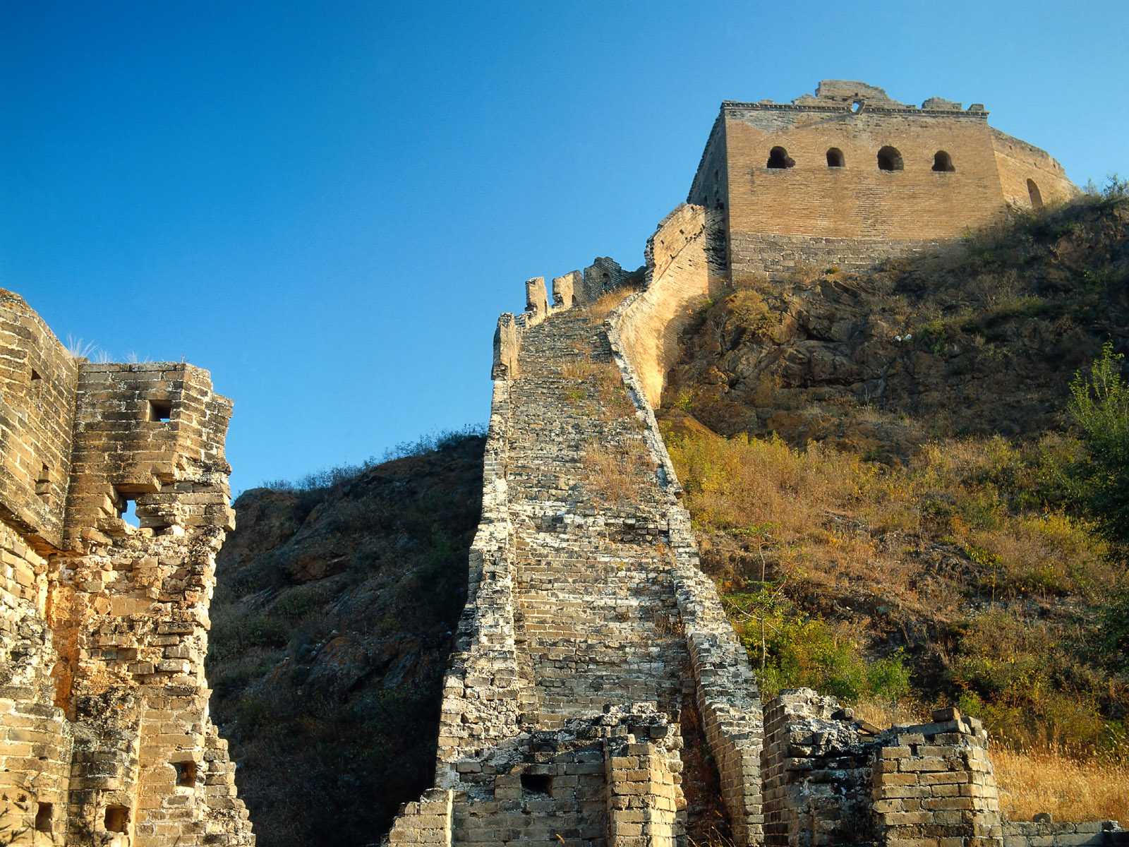WALLPAPER COLLECTION: Great Wall Of China HD Wallpapers