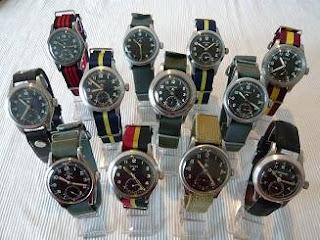 dfa8ed9b1c6 Os relógios militares são um capítulo autónomo e importante na história  mais geral da Relojoaria