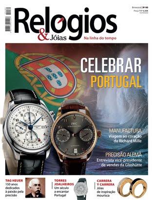 4023d4335b6 O mais antigo título português especializado em Relojoaria