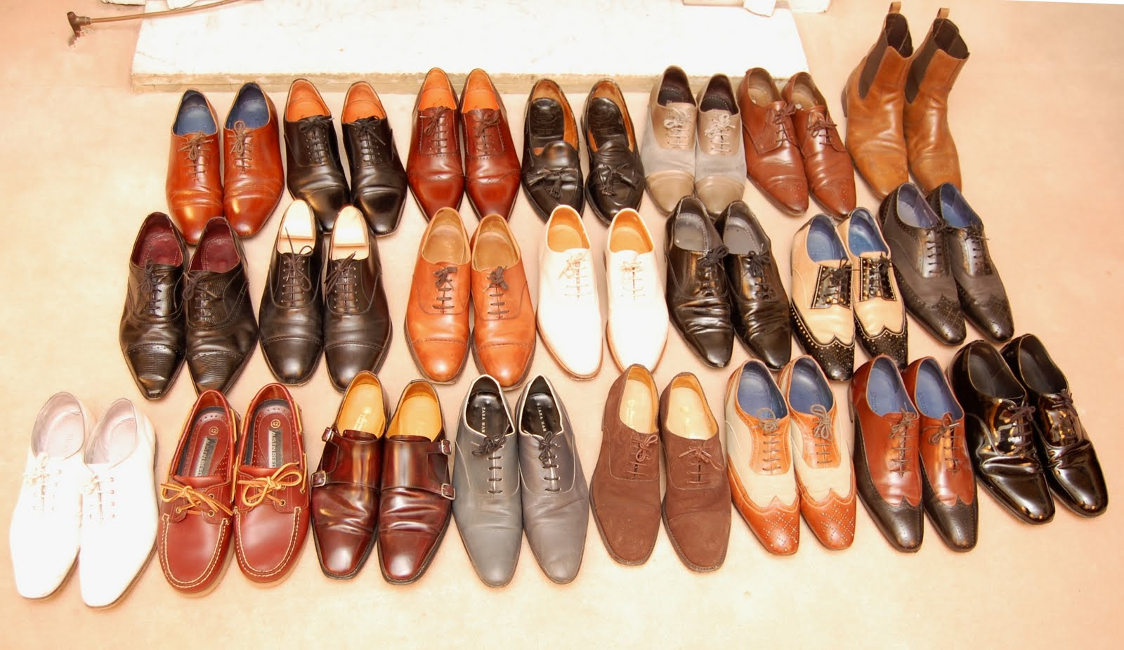 Shoe Collection Men S Flair