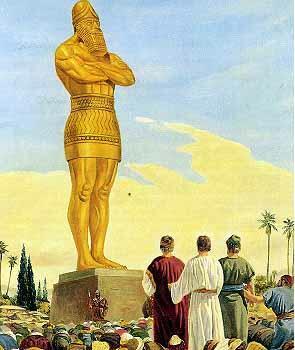 Resultado de imagem para Shadrach, Meshach, and Abednego