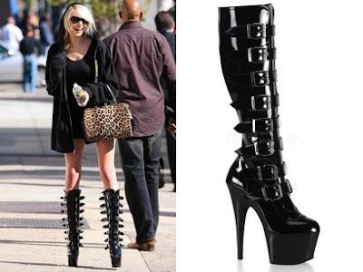 Demonia Buckle Platform Heeled Mary Jane Sinister Shoes