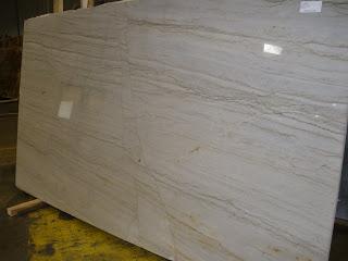 Bedrock International St Louis White Macaubas 3cm Lot 11431