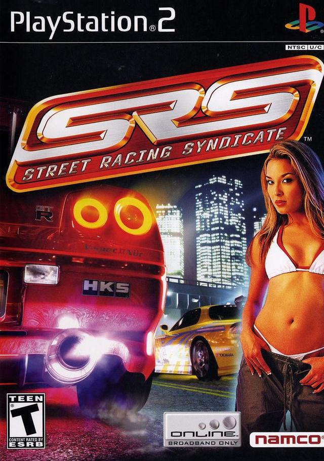 Street Racing Syndicate: PS2 Download games grátis
