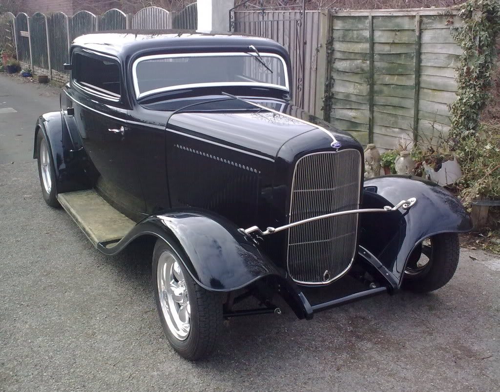 32 ford 5 window coupe hot rod rolling package kit for sale html autos weblog. Black Bedroom Furniture Sets. Home Design Ideas