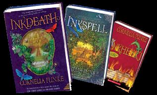Inkspell (Inkheart Trilogy Series #2)