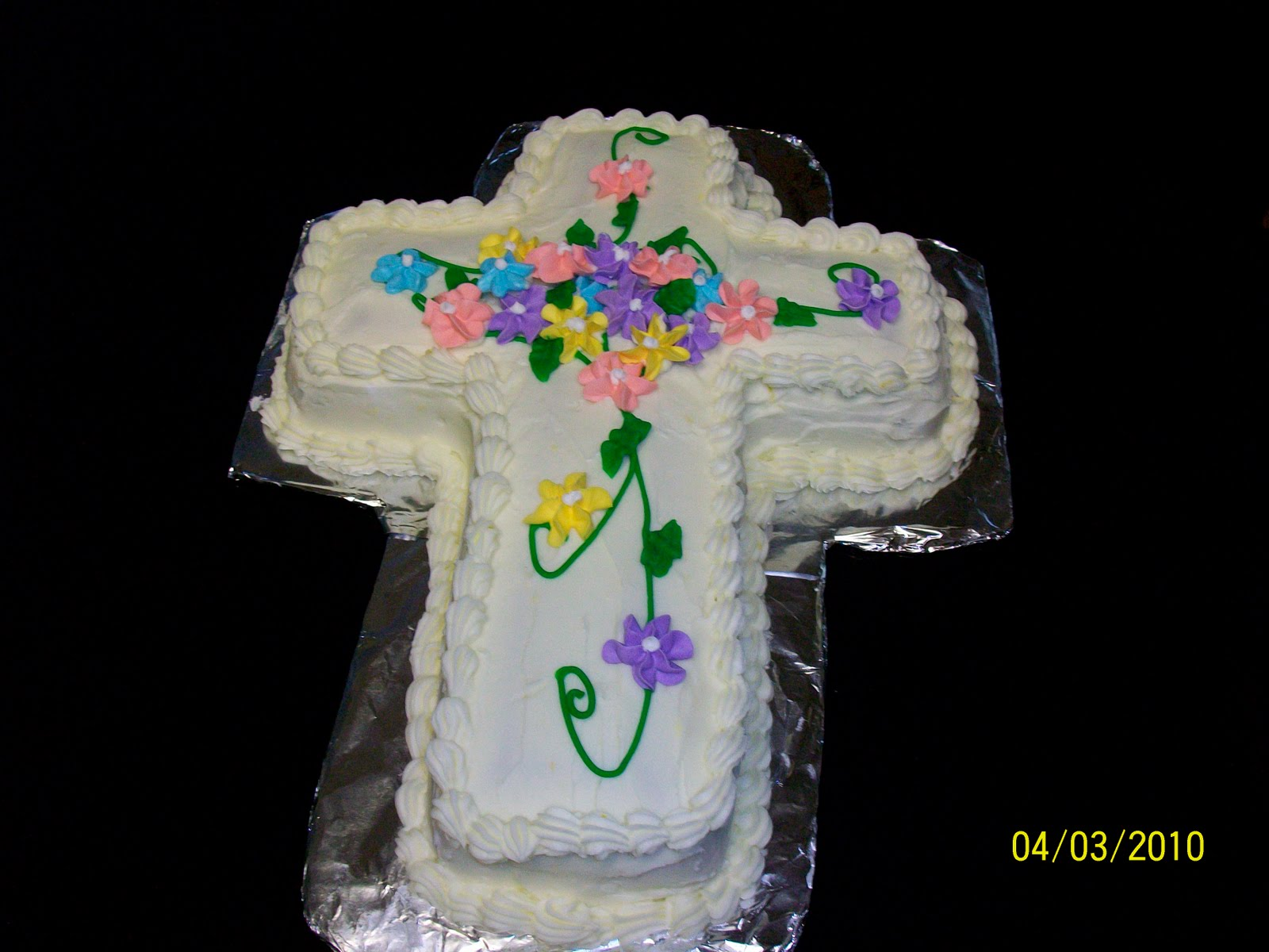 Deeny S Simple Joys My Easter Cake Masterpiece