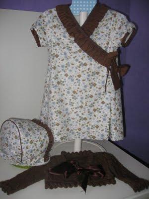 BABYTRAPITOS, ropa artesana.
