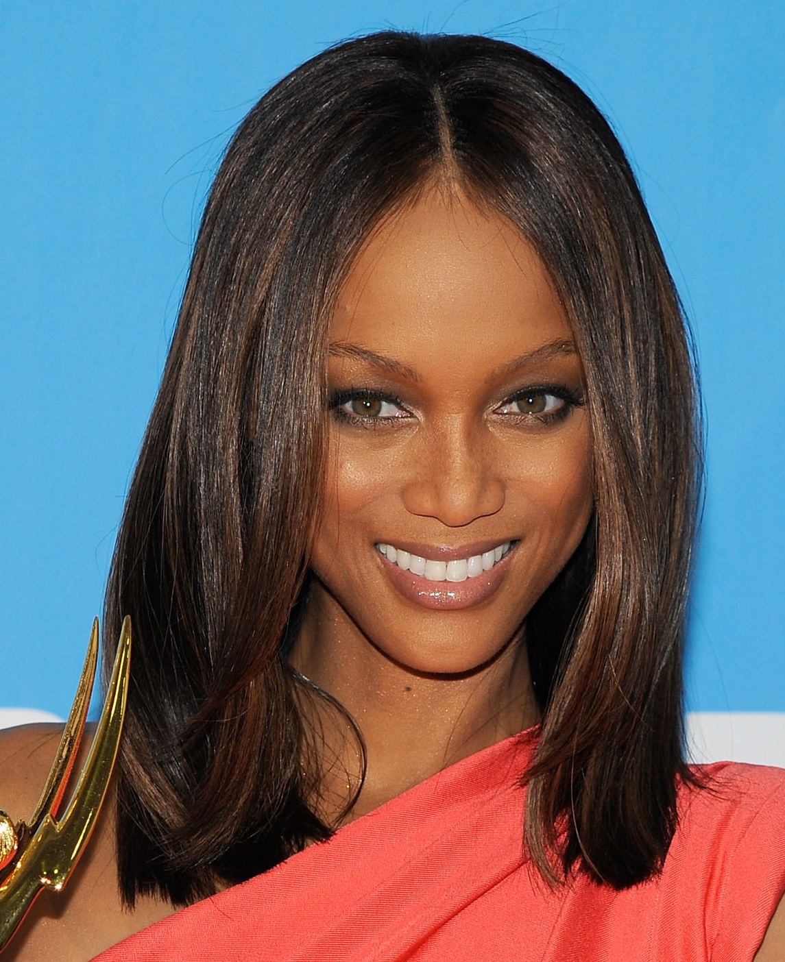 Tyra Banks Teenager: Nude Naked Pussy Slip Celebrity