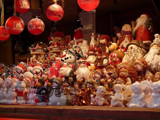 visite de Strasbourg à Noël