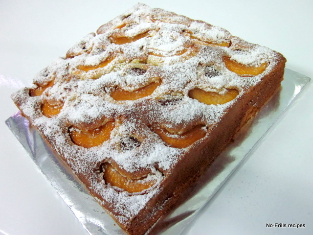 Fruit Pastry Cake Revisited