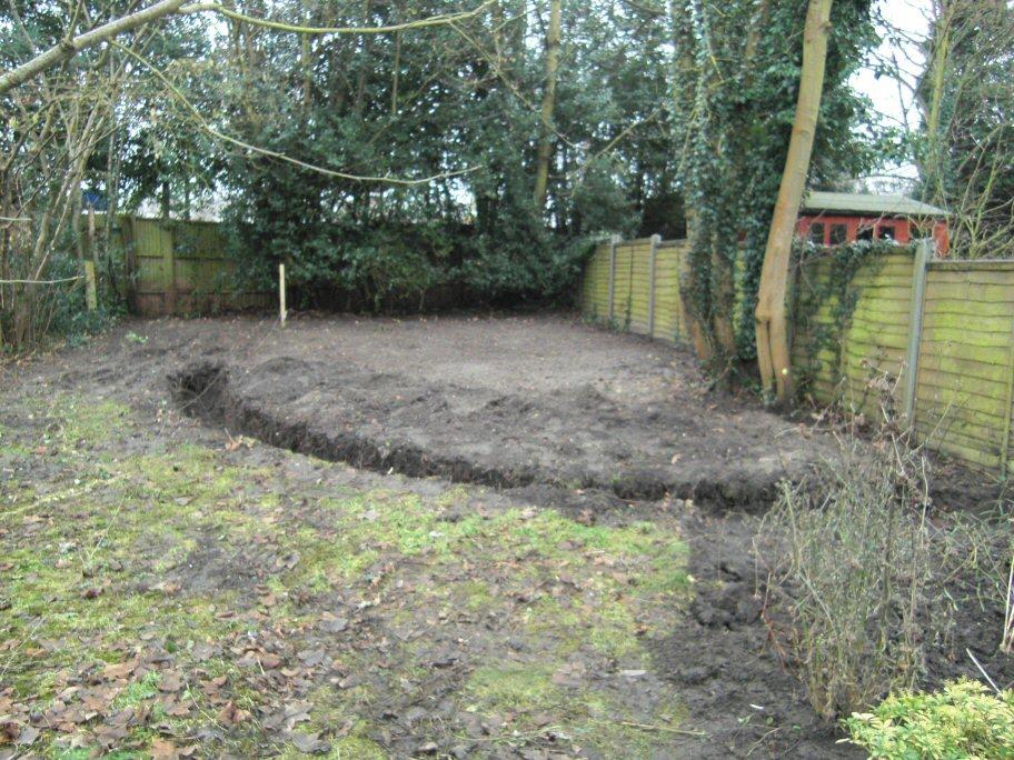 A Life Designing: Garden Design Ideas - Long, Narrow ...