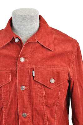 goodbye heart vintage: Vintage Levi's Corduroy Jacket