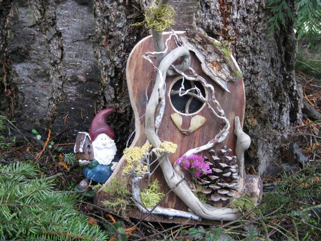 Gnome Windows & Doors Archives - Whimsical Woods