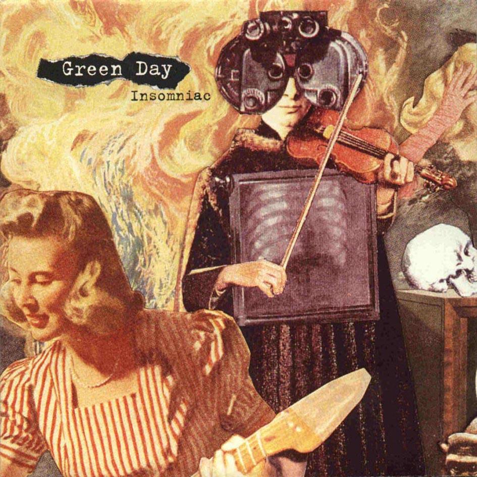 Alternative Band Cd Cover