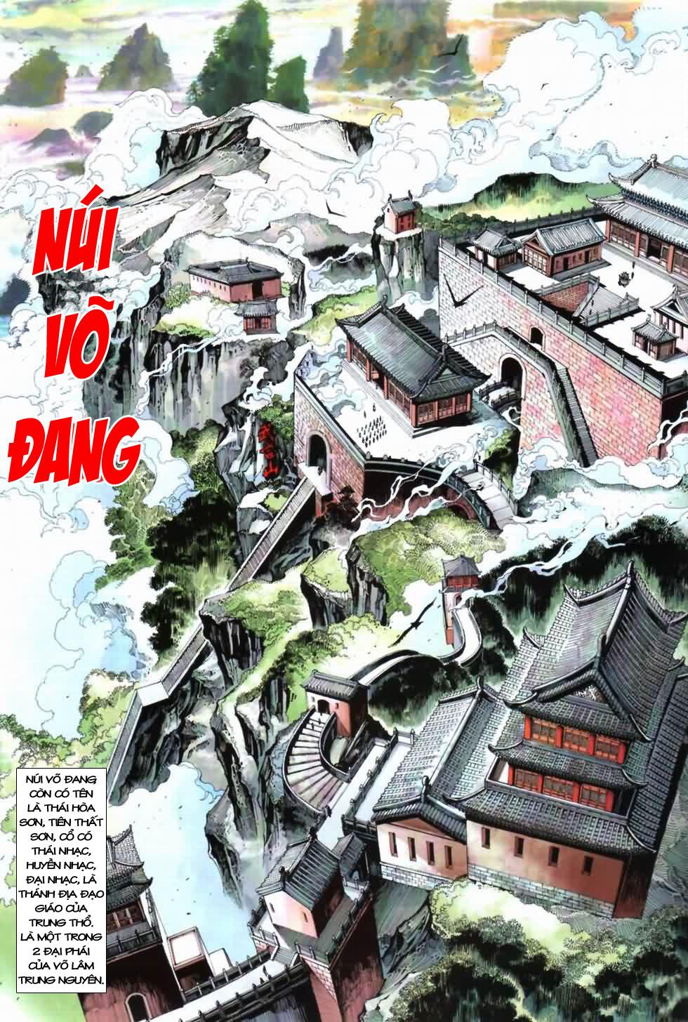Thiên Hạ Vô Địch Kiếm Tà Thần chap 3 trang 9