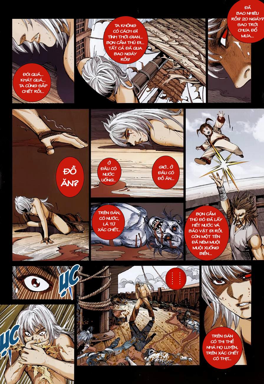 Thiên Hạ Vô Địch Kiếm Tà Thần chap 4 trang 9