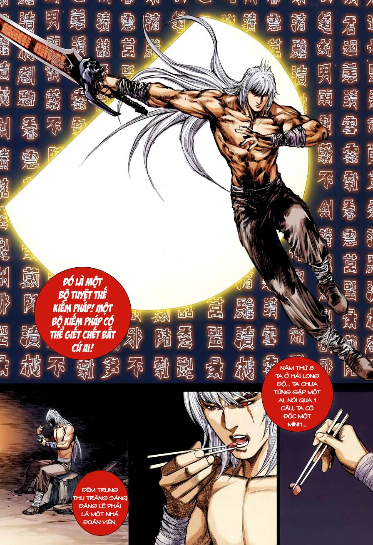 Thiên Hạ Vô Địch Kiếm Tà Thần chap 4 trang 15