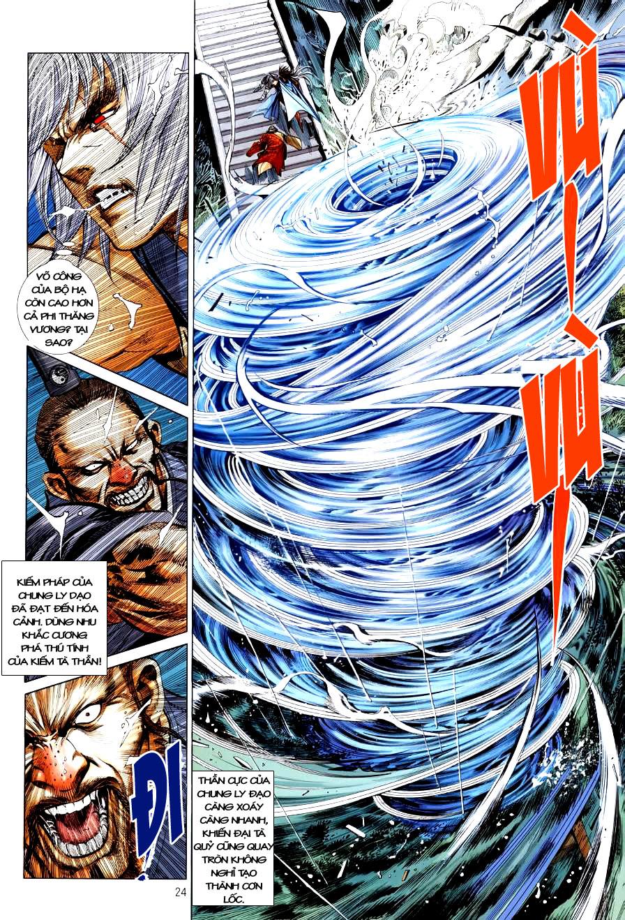 Thiên Hạ Vô Địch Kiếm Tà Thần chap 4 trang 24