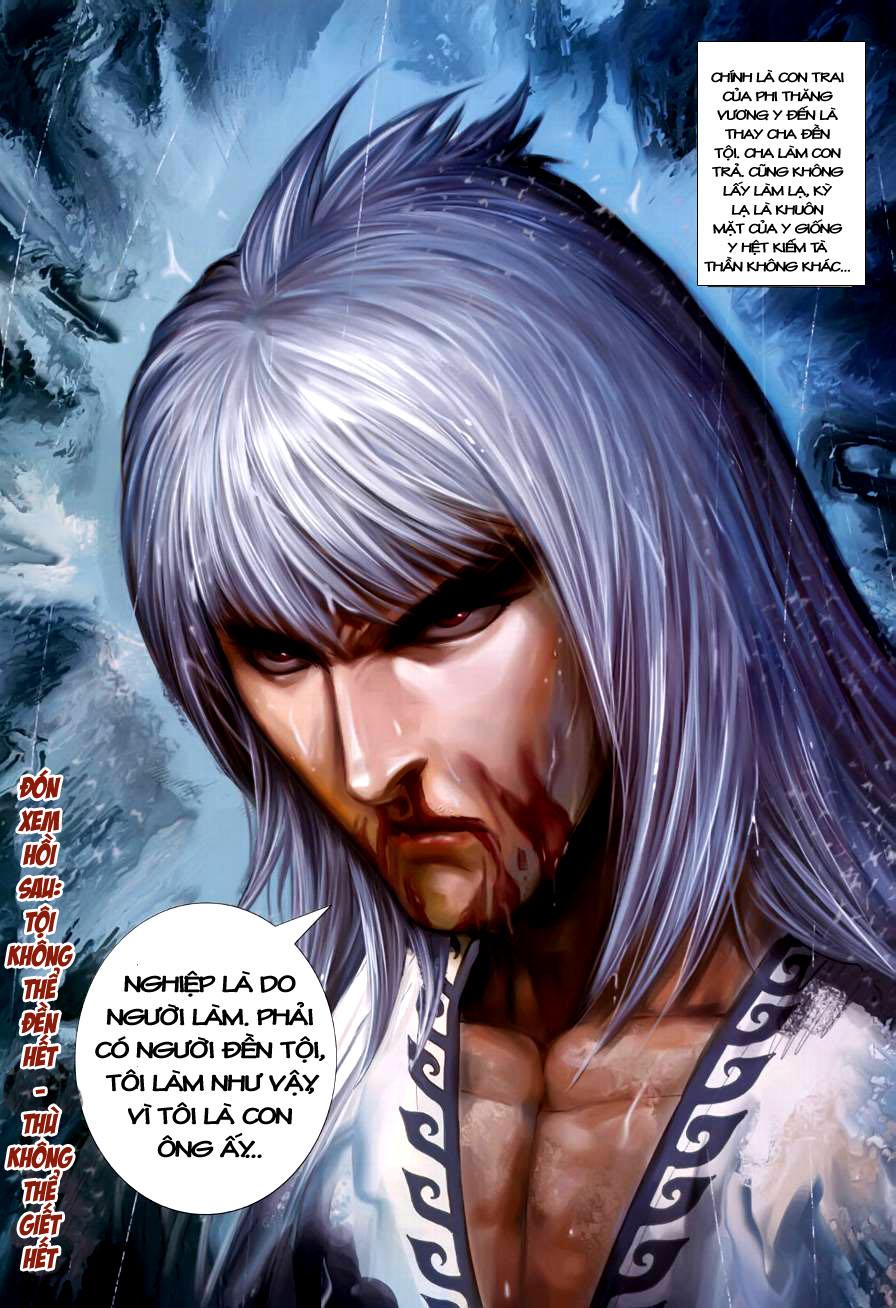 Thiên Hạ Vô Địch Kiếm Tà Thần chap 4 trang 32
